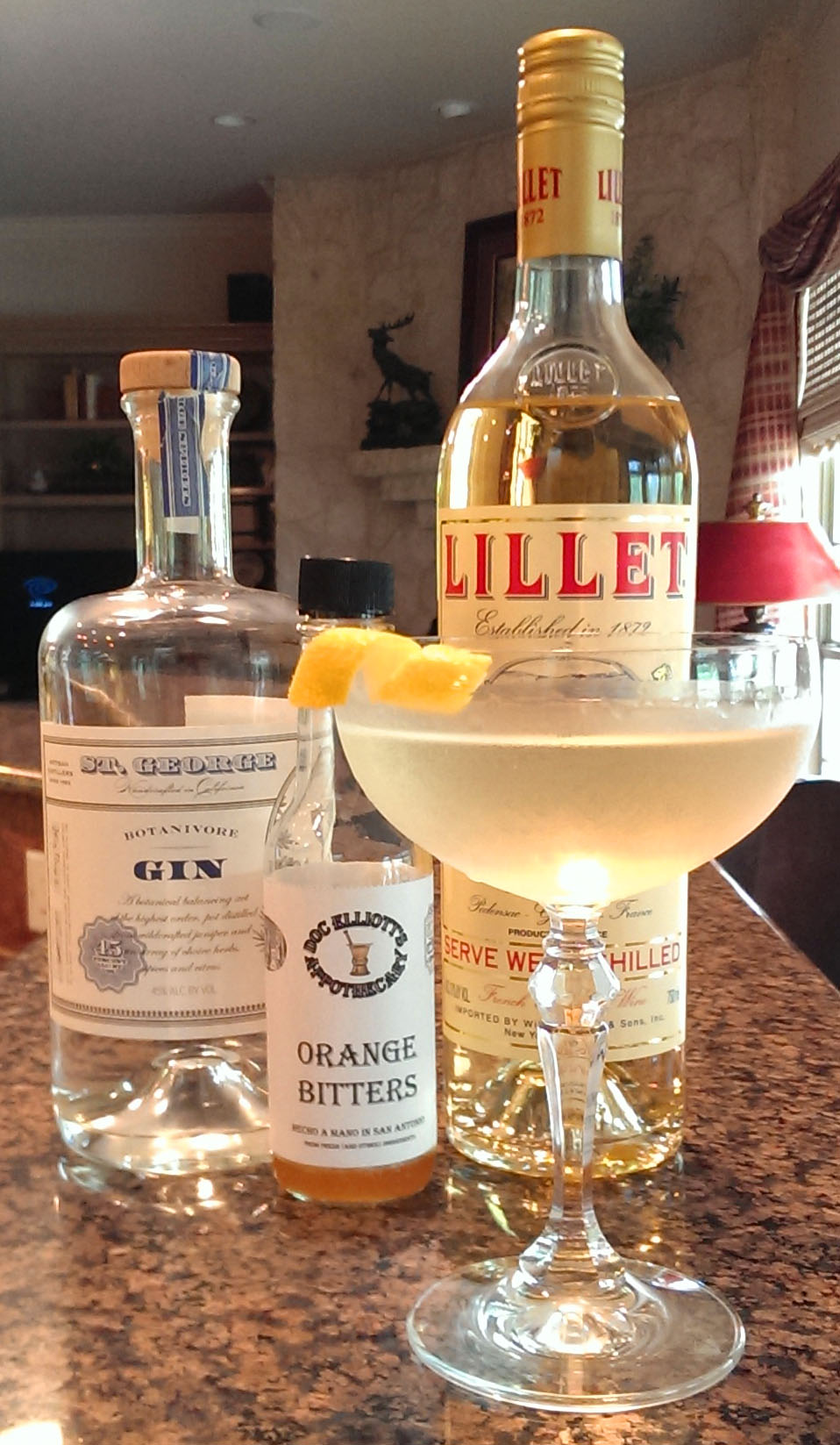 Martini Lillet