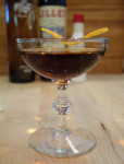 Tequila Manhattan 1