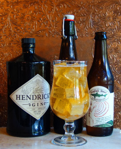 Gin and Beer Tonic