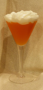 Gin and Blood Orange Tonic