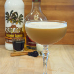 Sun and Snow – a Coconut Coffee Cocktail