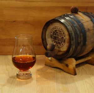 Sherry Barrel Aged Bourbon