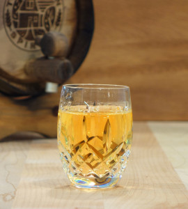 Sherry Barrel Aged Gin