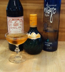 Whiskey Negroni Barrel Aged Tequila Manhattan Bottles