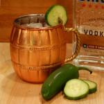 Cucumber Jalapeño Mule – 3 Ways (or maybe 6 ways!)