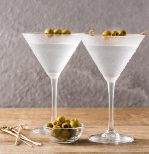 Doc's Classic Gin Martini